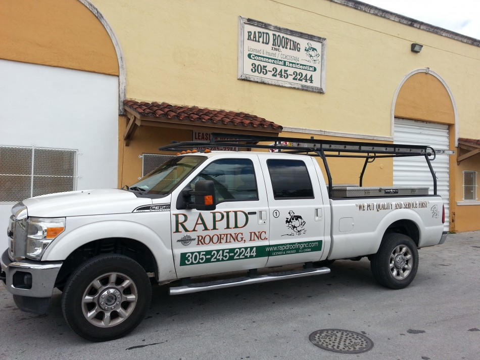 About Us Rapid Roofing Inc