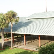 Standing Seam in Everglade Moss – Harris Field, Homestead, FL