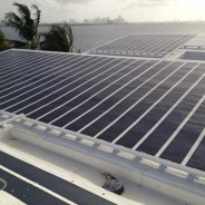 PV System – Residence at Coral Gables, FL